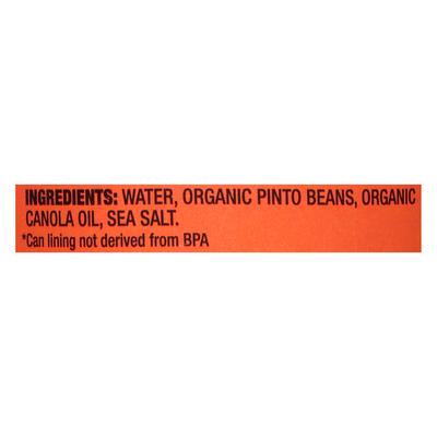 Bearitos Fat Free Organic Traditional Refried Beans