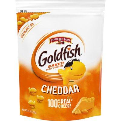 Pepperidge Farm® Cheddar Crackers