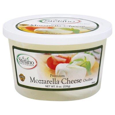 Di Stefano Cheese, Premium, Mozzarella, Ovoline
