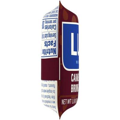 Luna Caramel Walnut Brownie Whole Nutrition Bar