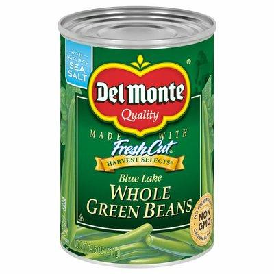 Del Monte Whole Green Beans, Blue Lake