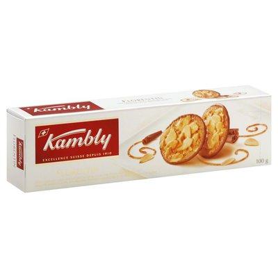 Kambly Biscuits, Crispy, Florentin