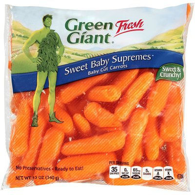 Green Giant Fresh Sweet Baby Supremes Baby Cut Carrots
