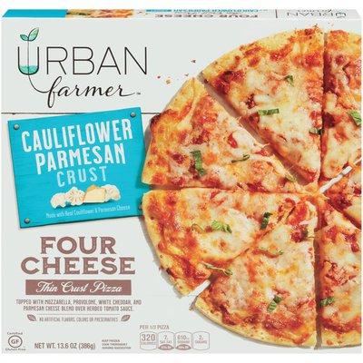 Urban Farmer Four Cheese Cauliflower Parmesan Thin Crust Pizza