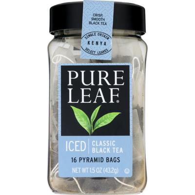 Pure Leaf Iced Classic Black Tea Pyramid Bags