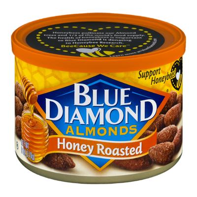 Blue Diamond Almonds, Honey Roasted