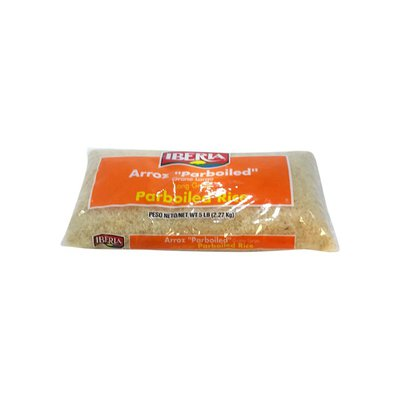 Iberia Long Grain Parboiled Rice