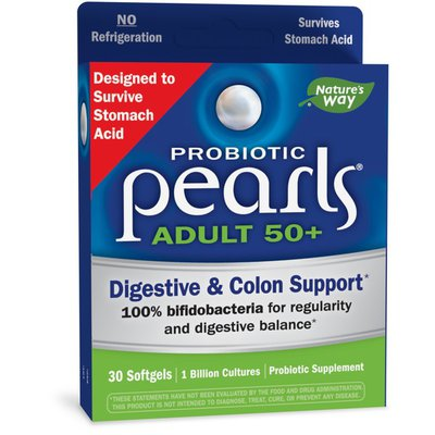 Nature's Way Probiotic Pearls® Adults 50+