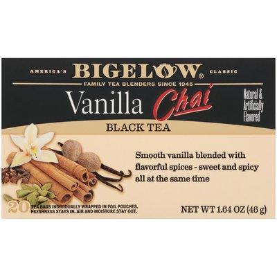 Bigelow Vanilla Chai Black Tea