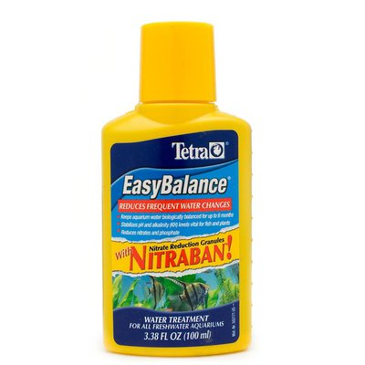 Tetra Water Treatment, For All Freshwater Aquariums, with Nitraban