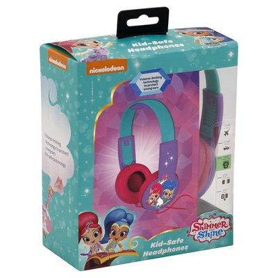 Nickelodeon Headphones, Kid-Safe, Shimmer and Shine