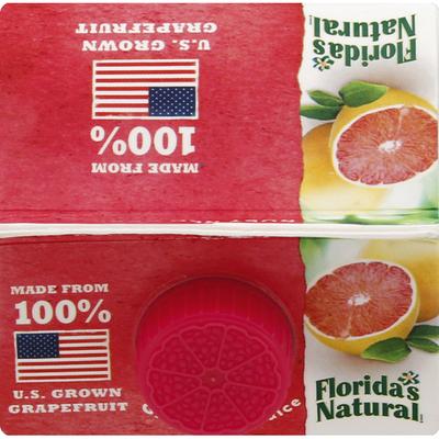 Florida's Natural Grapefruit Juice, Ruby Red Grapefruit