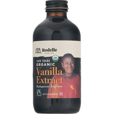 Rodelle Vanilla Extract, Organic, Madagascar Bourbon