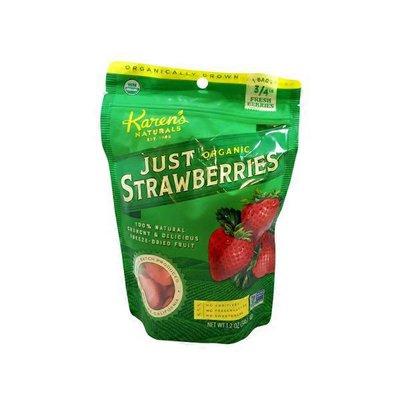 Just Tomatoes, Etc.! Just Organic Strawberries