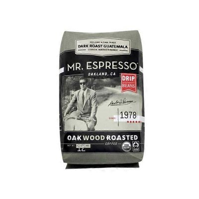 Mr. Espresso Guatemalan Dark Roast Coffee