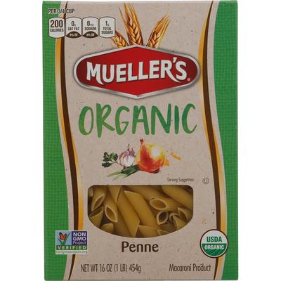 Mueller's Penne, Organic