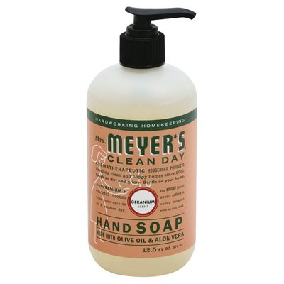 Meyer's Hand Soap, Geranium Scent
