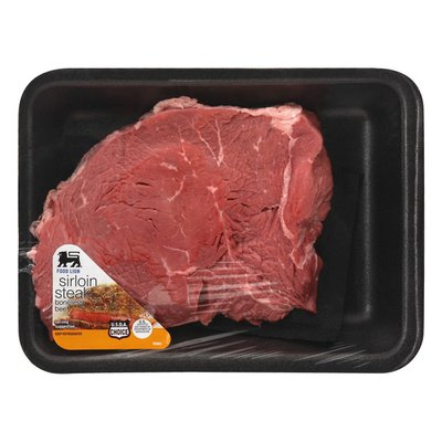 Boneless Beef Sirloin Steak