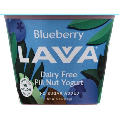 Lavva Yogurt, Pili Nut, Dairy Free, Blueberry