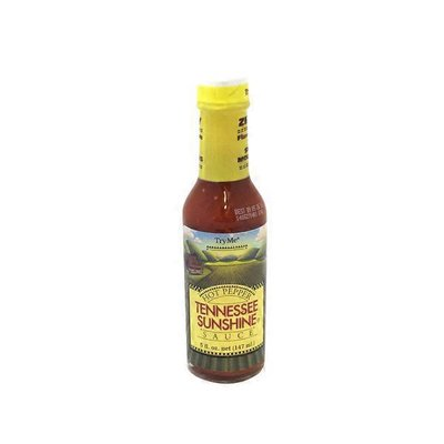 Try Me Tennessee Sunshine Hot Pepper Sauce