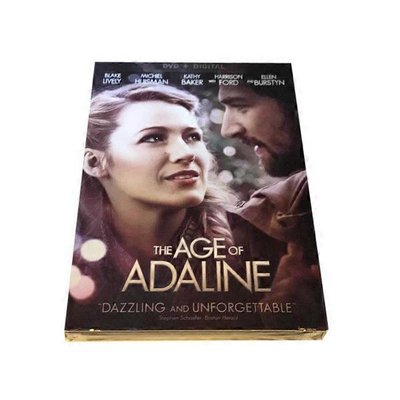 Lionsgate The Age Of Adaline DVD