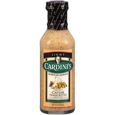 Cardini's Caesar Light Vinaigrette Dressing