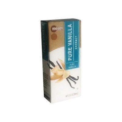 Meijer Pure Vanilla Extract