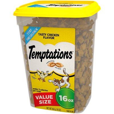 Temptations Tasty Chicken Flavor Cat Treats