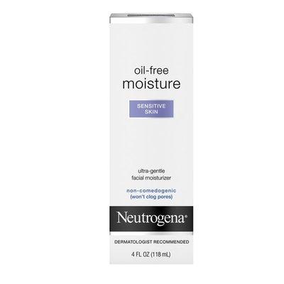 Neutrogena® Oil-Free Moisture Sensitive Skin