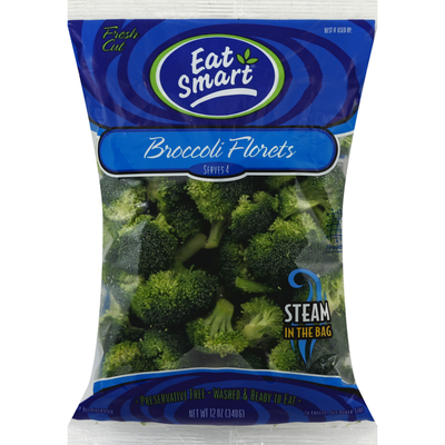 Eat Smart Broccoli, Florets