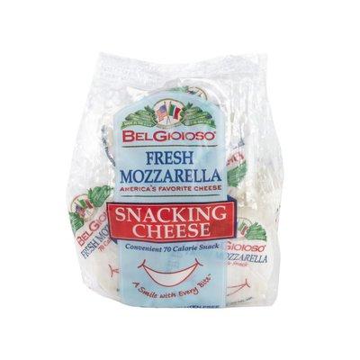BelGioioso Fresh Mozzarella Snacking Cheese