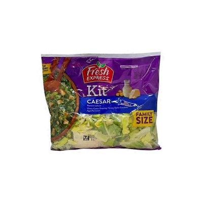 Fresh Express Caesar Salad & Toppings Kit