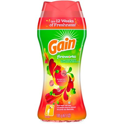 Gain Fireworks! In-Wash Scent Booster