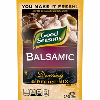 Good Seasons Balsamic Dressing & Recipe Seasoning Mix