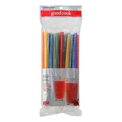 GoodCook Straws, Milkshake