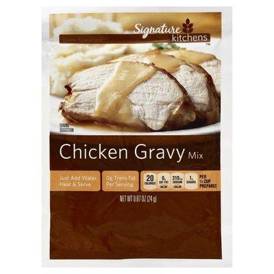 Signature Kitchens Gravy Mix, Chicken