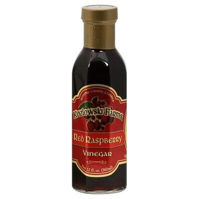 Kozlowski Farms Vinegar, Red Raspberry