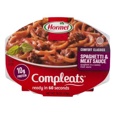 Hormel Spaghetti & Meat Sauce