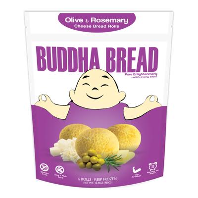 Emp Olive & Rosemary Bread