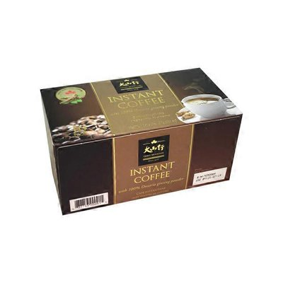Great Mountain Ginseng Instant Coffee