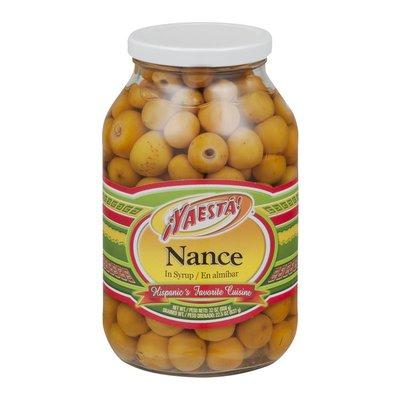Yaesta Nance In Syrup