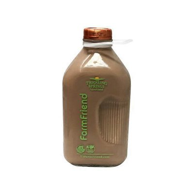 Trickling Springs Farmfriend All Natural Milk