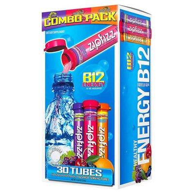 Zipfizz Variety Pack, 30 Count