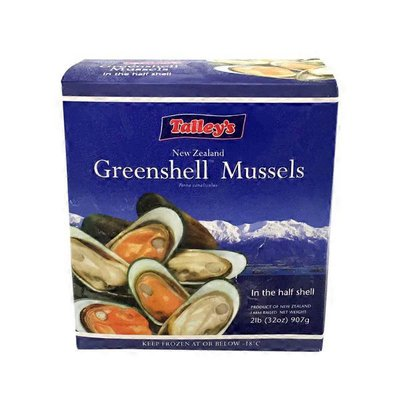 Talley New Zealand Mussels