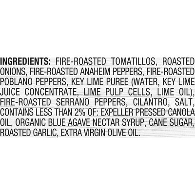 Frontera Key Lime Shrimp Taco Skillet Sauce