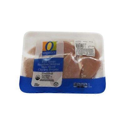O Organics Thin Sliced Chicken Breast
