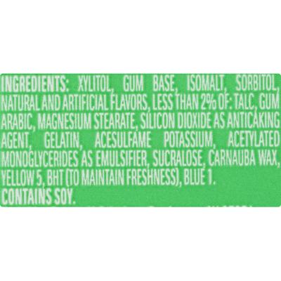 Tic Tac Sugar Free Gum Spearmint - 56 CT