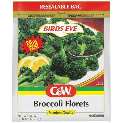 C&W Florets Broccoli