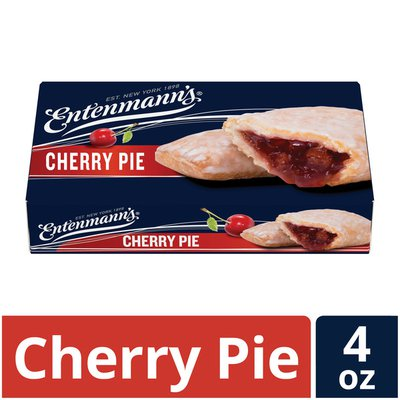Entenmann's Single Serve Cherry Snack Pie