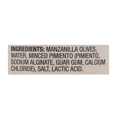 Signature Kitchens Olives, Manzanilla, Stuffed with Pimientos